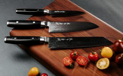 Japonské nože Yaxell